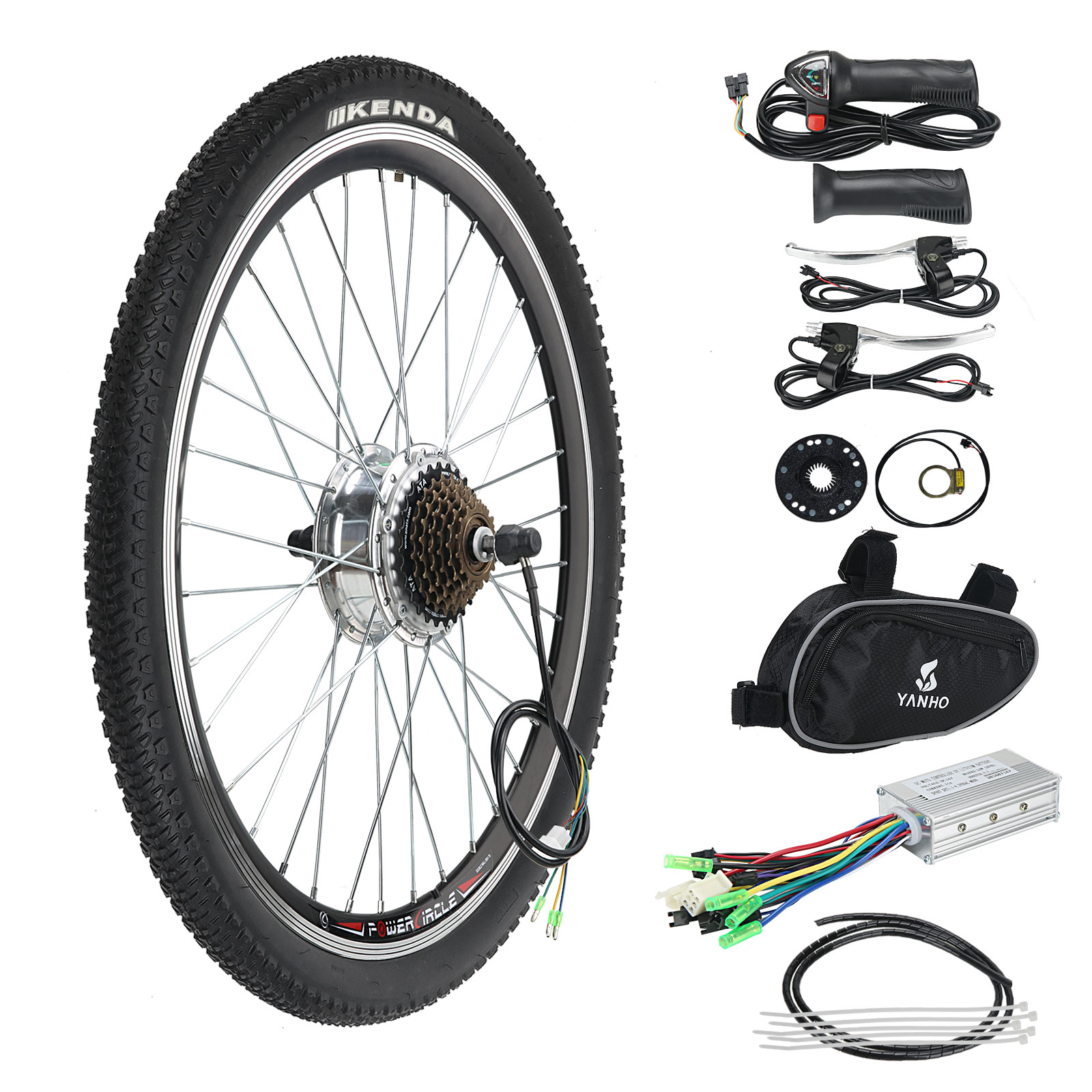 36v 250w e bike conversion kit elektro fahrrad umbausatz. Black Bedroom Furniture Sets. Home Design Ideas