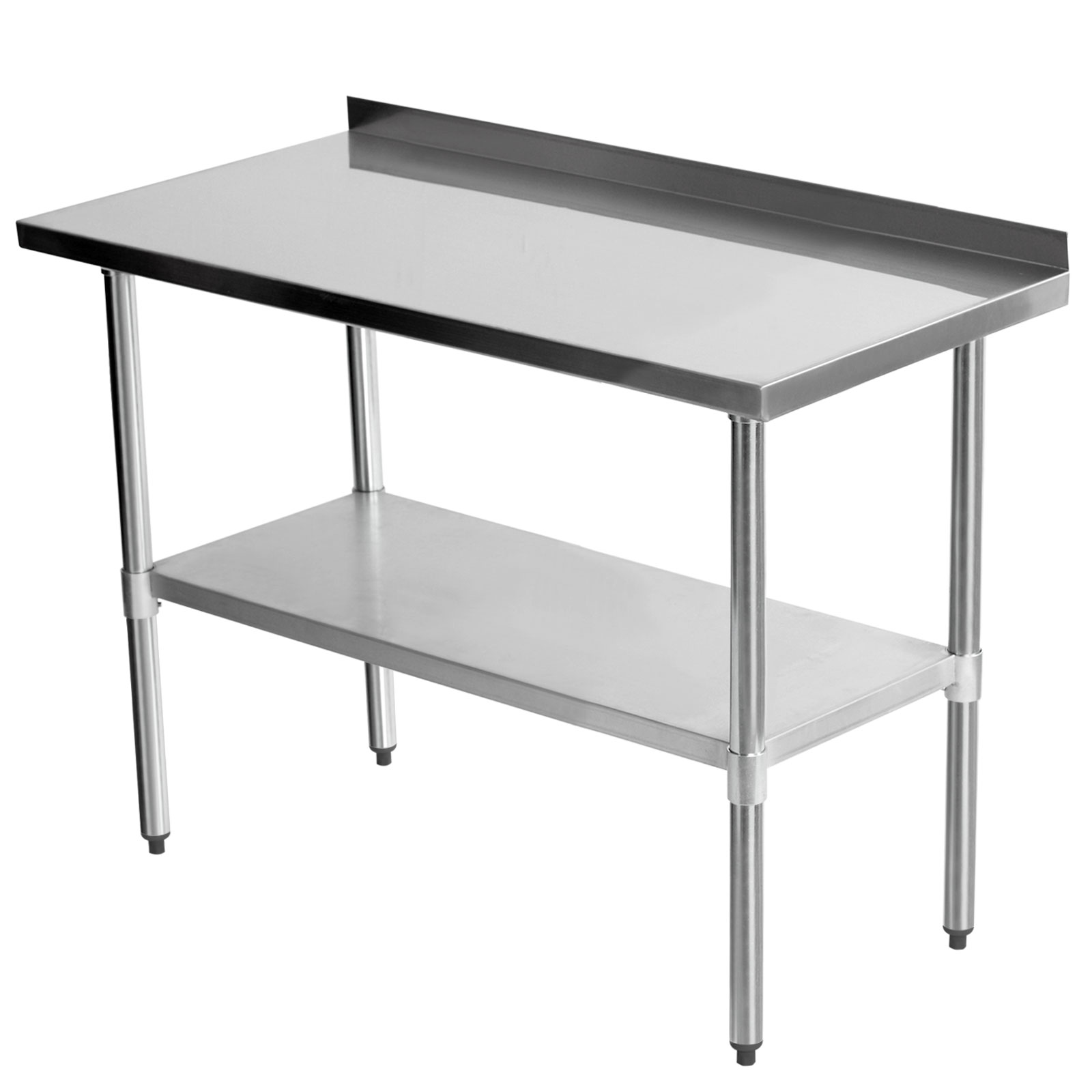 3ftx2ft commercial stainless steel work bench catering