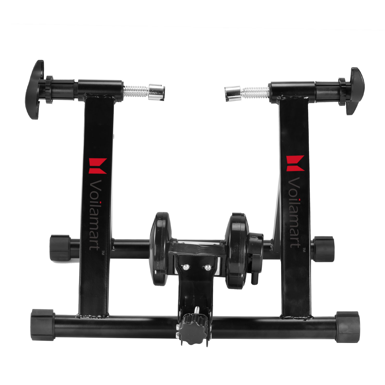 Bike Cycling Turbo Trainer Magnetic Bicycle Indoor Metal