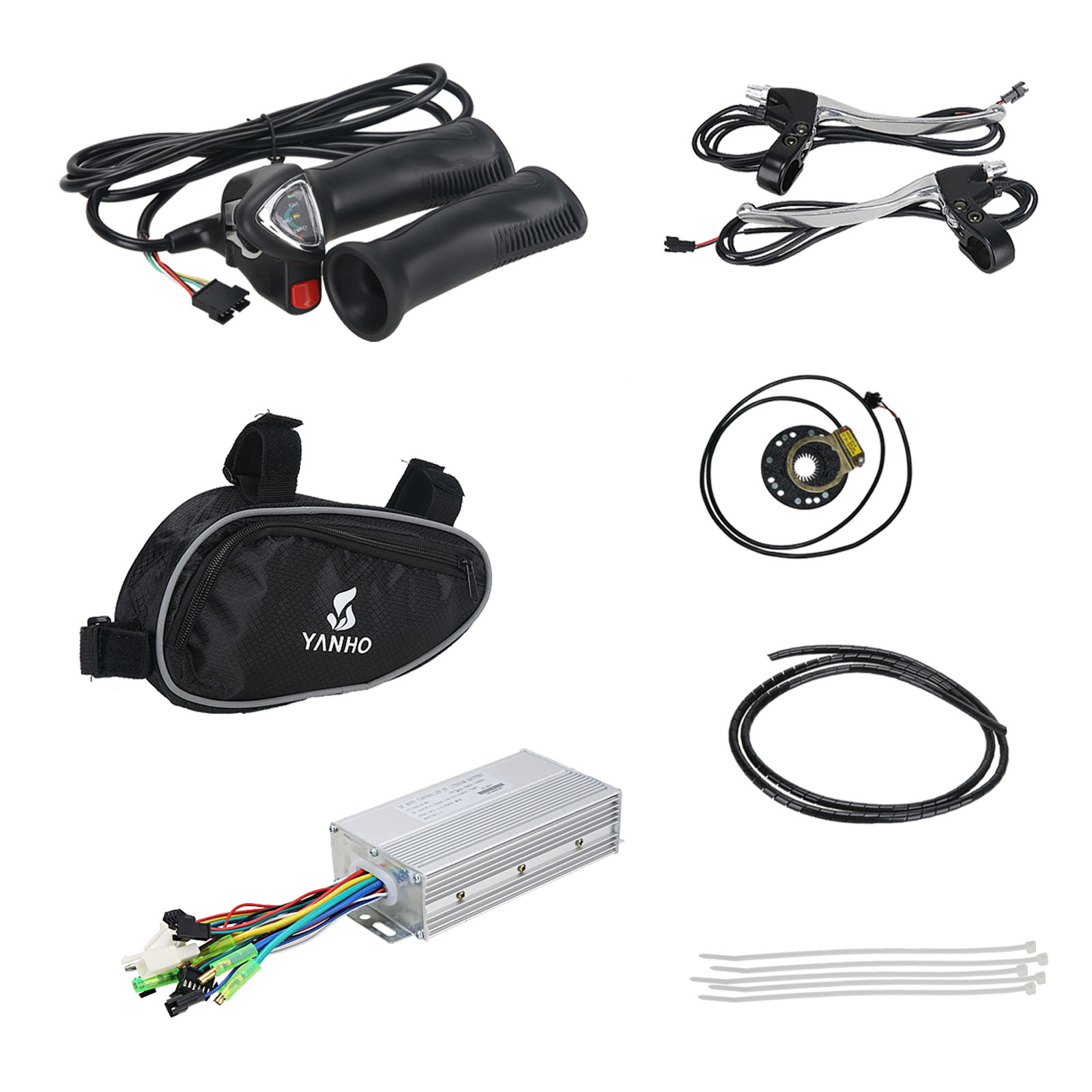 48v Electric Bicycle E Bike Motor Conversion Kit 1000w 26