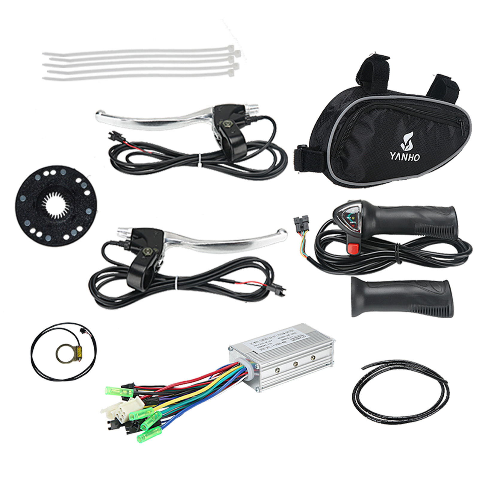 36v 250w electric bicycle motor conversion kit speed e for Bicycle electric motor kits