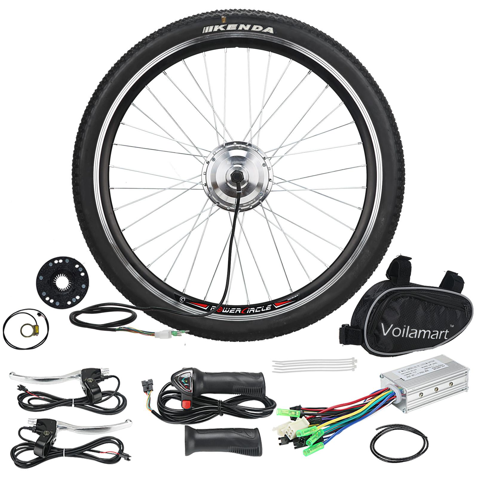 electric bicycle conversion kit e bike 36v 250w motor. Black Bedroom Furniture Sets. Home Design Ideas