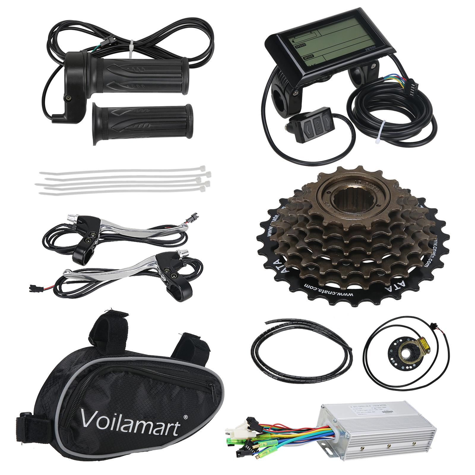 26 elektro fahrrad kit ebike elektrofahrrad umbausatz kit. Black Bedroom Furniture Sets. Home Design Ideas