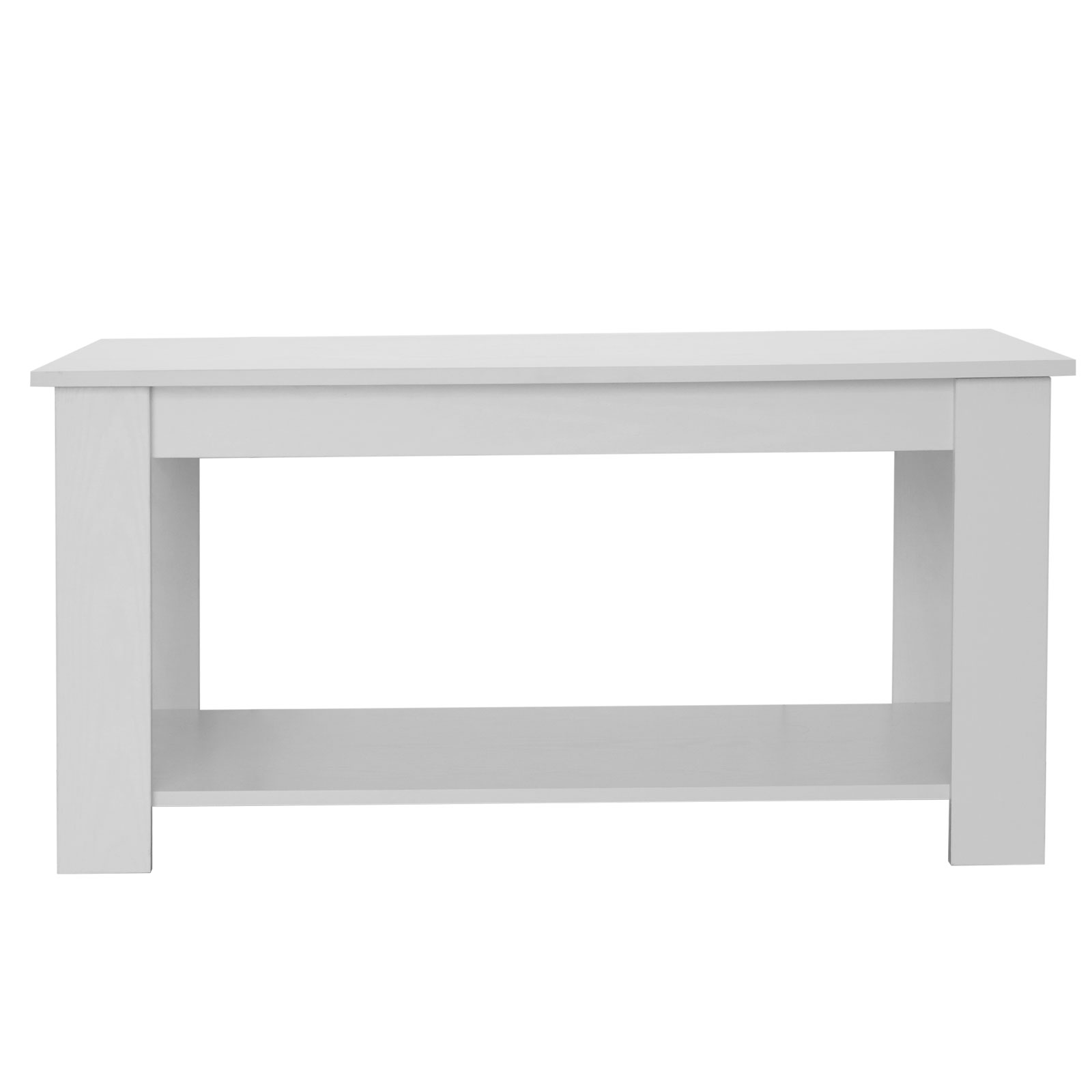 Lift Up Top Coffee Table With Storage&Shelf Living Room