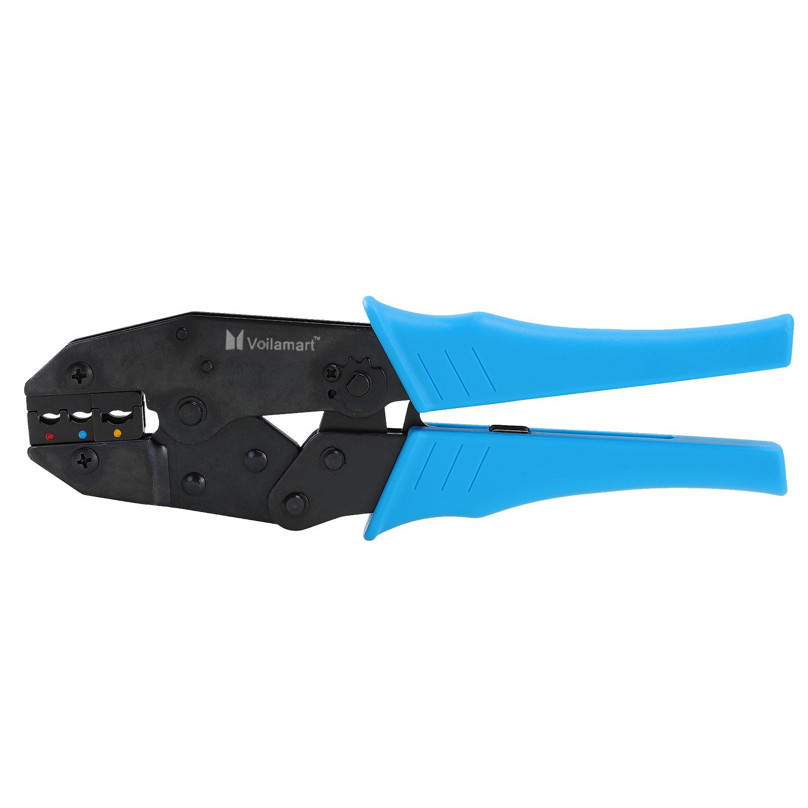 Großartig Pro Crimpzange Presszange Kabelschuhe für 0,5-6mm² Isolierte  FH28